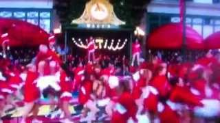 thumbnail image for video: Macy's Day Cheerleader Fall