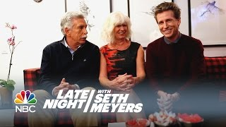 Seth's Family Answers Questions About Seth - Late Night with Seth Meyers