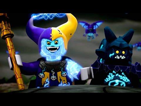 LEGO Nexo Knights 70372 Комбо Nexo силы + Запретная Нексо Найтс сила