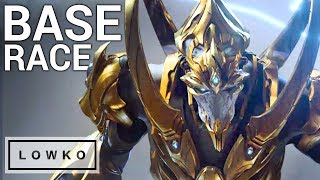 StarCraft 2: A RACE FOR THEIR BASE!