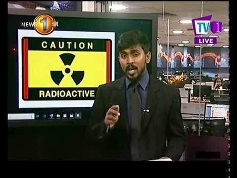 radioactive waste he|eng