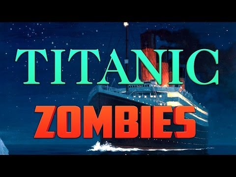 TITANIC ZOMBIES ★ Left 4 Dead 2 ★ Custom Zombies