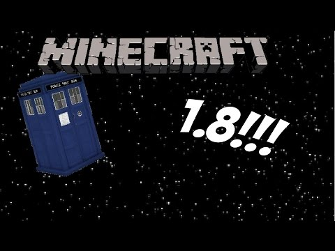 MINECRAFT TARDIS UPDATE 1.8 Minor but pretty