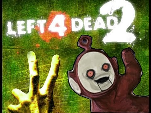 TELETUBBY NIGHTMARE! (Left 4 Dead 2 Teletubbies Mod)