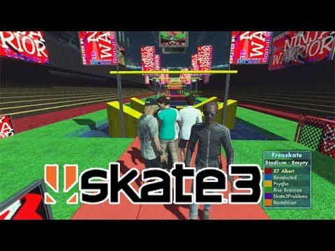Skate 3 Funny Moments 2 - Bubble Butt, Glitches, & Crazy Fun! video