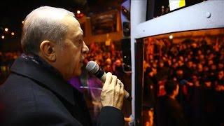 Cumhurbaşkanı Erdoğan: Onlar bitecekler, bu millet asla