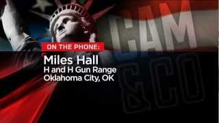 Miles Hall from Oklahoma's H&H Gun Range on the Nationwide Ammunition Shortage