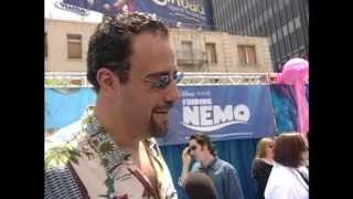 "Finding Nemo: Brad Garrett ""Bloat"" Premiere Interview"