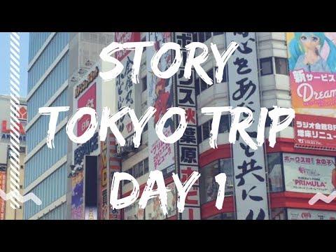 JADI KAWAI DI JEPANG!!!! (STORY TOKYO TRIP DAY-1)