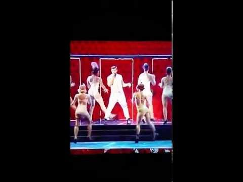 Adiós Ricky Martin latín Grammy 2014