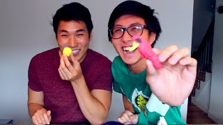 Play Doh Challenge