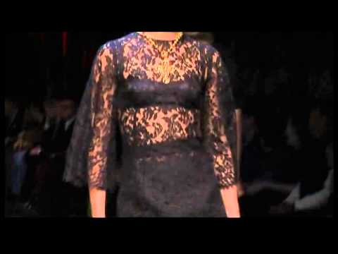 Dolce & Gabbana | Fall Winter 2013/2014 Full Fashion Show | Exclusive