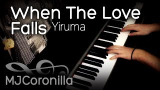 When The Love Falls Yiruma Piano