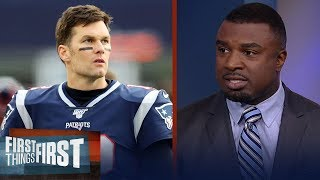 If Brady wants to play 'til age 45 he'll do it with Pats— Brian Westbrook | NFL | FIRST THINGS FIRST