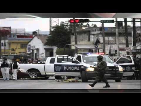 Balacera en Zacatecas entre Zetas vs Cárteles Unidos
