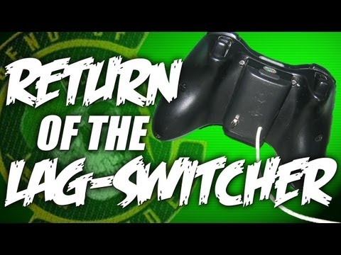 Black Ops 2 :: Lag Switch Sniper Returns @Treyarch