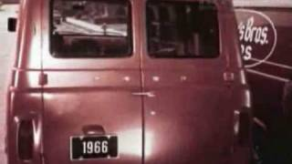 1966 Ford Van Commercial