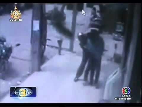 คลิปวีดีโอจ่าสิบตำรวจใจเด็ด จสต  สุรกันต์ อ่ำกลัด   ข่าว ข่าววันนี้ ข่าวรายวัน