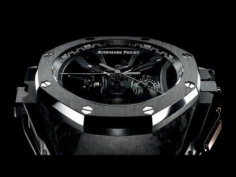 Royal Oak Concept Laptimer Michael Schumacher