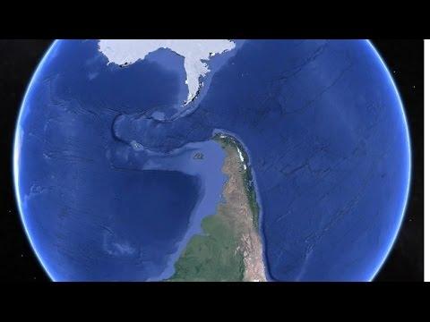 Drake Passage.