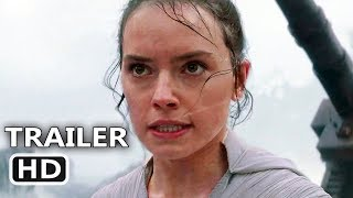 STAR WARS 9 Final Trailer (NEW 2019) The Rise of Skywalker Movie HD