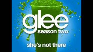 Watch Glee Cast Shes Not There video