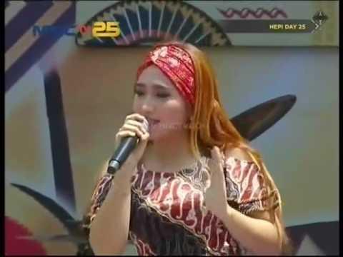 "Desy Ningnong Feat Maydut "" Gemu Fa Mi Re "" - Hepi Day MNCTV 25 (20/10)"