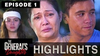 The General's Daughter: Dyosa decides to leave | EP 1