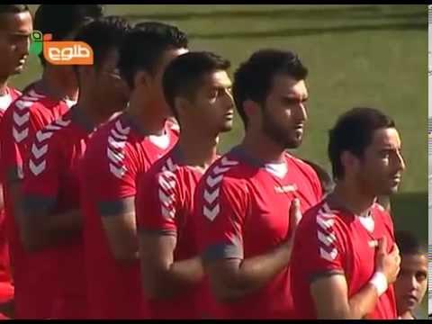 Pakistan 2-1Afghanistan football 6.2.2015. Today