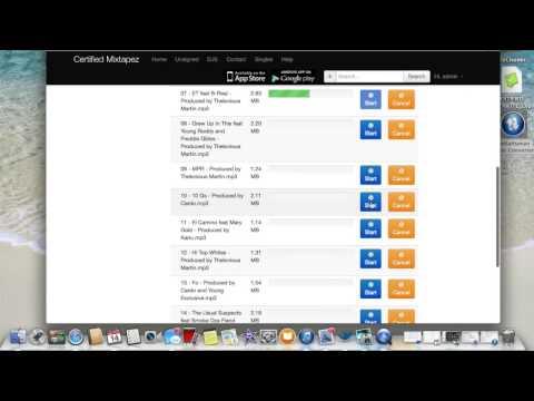 How to Upload Mixtape to Certified Mixtapez
