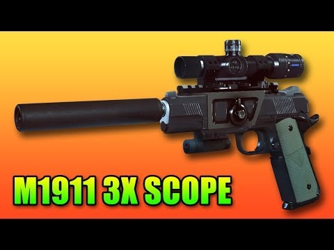 M1911 3x Scope & 23 Pistol Killstreak! (battlefield 4 Premium Gameplay commentary) video