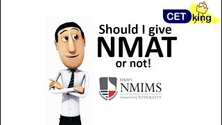 Should I take NMAT exam? - strategy planning pros cons