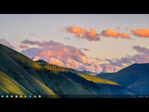 Checking out  deepin 15.7