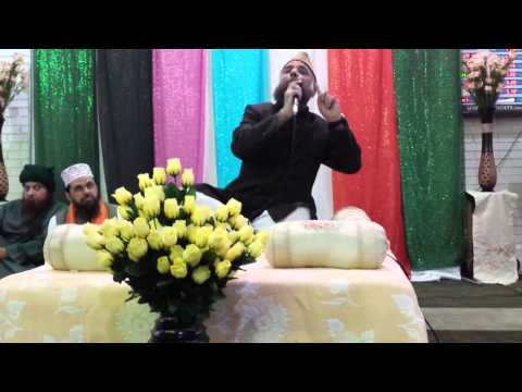Naats by Syed Fasihuddin Soharwardi in Toronto at Spiritual Society of Canada Pa