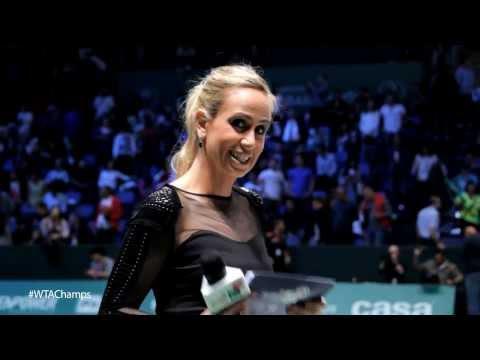 Day 3 Backstage: TEB BNP Paribas WTA Championships - Istanbul