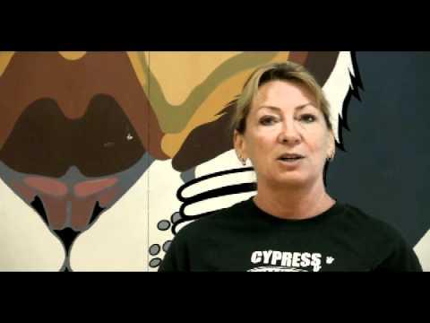 Cypress Elementary School Cook Honored