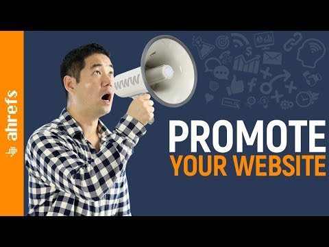 How to Promote Your Website and Get More Traffic (on a Shoestring Budget)