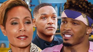 Exclusive | Jada Pinkett allegedly Spiritually Married to August Alsina for 3 years (Details InSide)