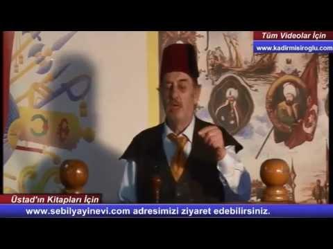 (C074) Cumartesi Sohbetleri - Alevilik, Şiilik ve Nusayrilik - Üstad Kadir Mısıroğlu, 12.10.2013