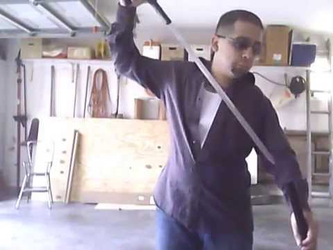 Review : Cold Steel Heavy Duty Sword Cane