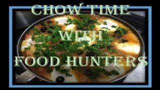 Chow Time: Italian Baked Eggs