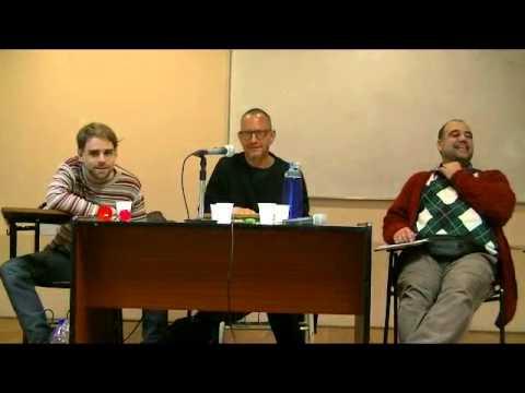 """Historia Argentina III """"B"""" - Charla con Charles Post sobre el origen del capitalismo en EEUU"""