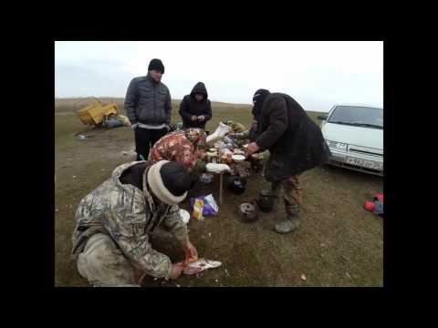 рыбалка на разливах калауса