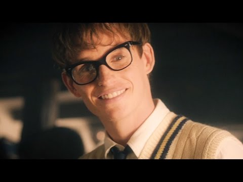 The Theory of Everything Trailer Official - Eddie Redmayne