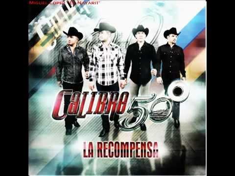 Calibre 50 Las Sobras Estudio 2013 Estreno Cd La Recompensa.HD