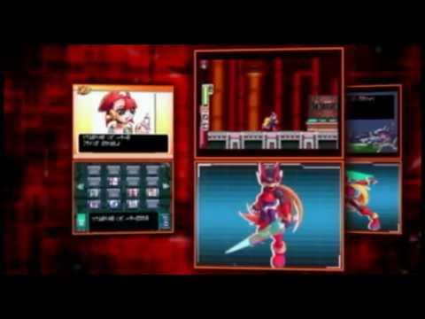 Mega Man Zero Collection DS link descarga