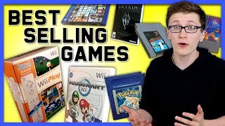 The Best Selling Games of All Time - Scott The Woz