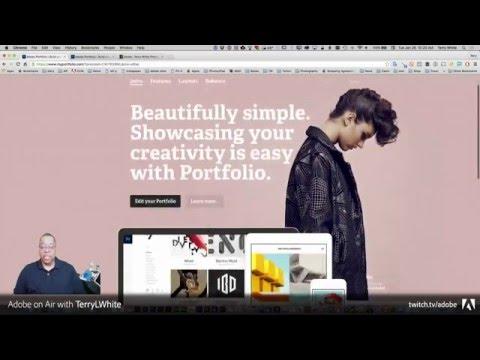 The Lightroom and Photoshop CC Show Ep17 - Your Portfolio