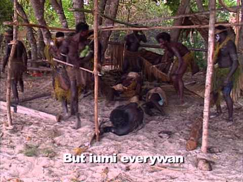 Solomon Islands Tourism peace Song