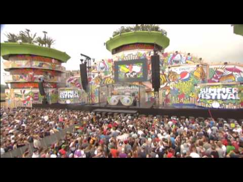 Jay Hardway @ Summerfestival 2014